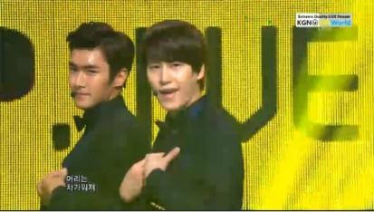 120811 Music Core WonKyu